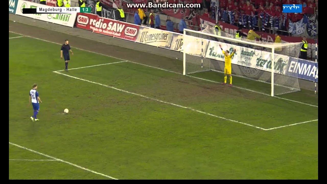 Hfc Gewinnt In 11 Meter Schießen In Halbfinale Gegen Mfc