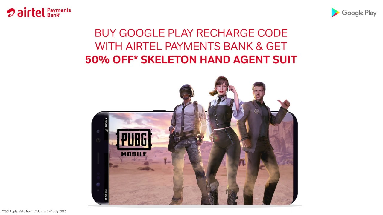 Be At The Top Of Your Game With Airtel Payments Bank