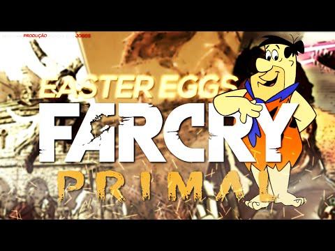 EASTER EGGS DE FAR CRY PRIMAL - EE #1