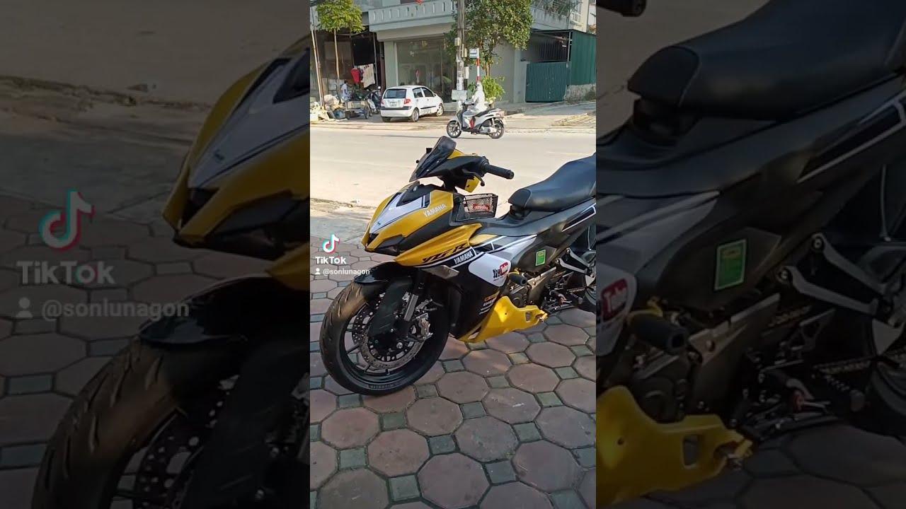 Tiểu R1 tại shop Moto Tấn Phát | Sơn Cave PKL.
