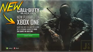 PLAY CALL OF DUTY: BLACK OPS 1 ON XBOX ONE!