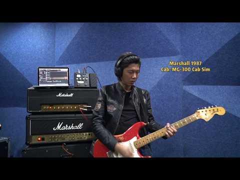 Marshall 1987 Plexi V.S. NUX MG-300