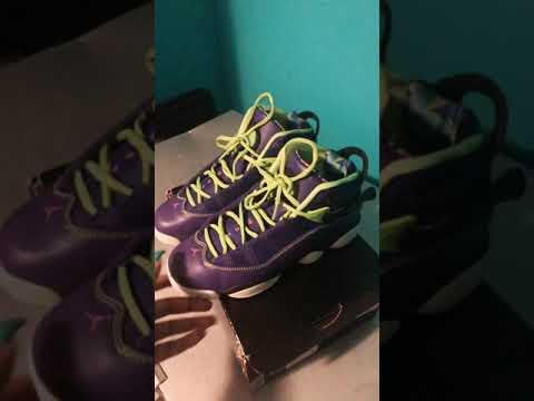 7fc7ebf3424 Jordan 6 rings fresh Prince of Bel Air - YouTube
