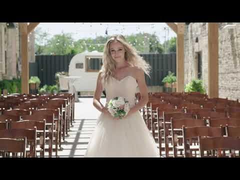 Mercantile Hall - Industrial Chic Wedding Venue + The Urb Garden