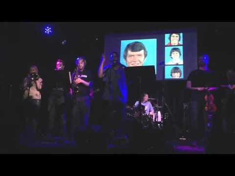 "THE REMOTES (feat. Phil Moore) - ""The Brady Bunch"""