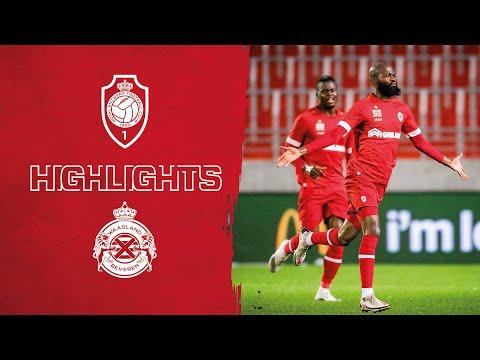 Antwerp Waasland Goals And Highlights