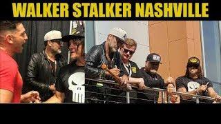 Walker Stalker Nashville 2017 The Walking Dead Cast & Fan Pictures