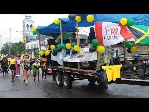 Caribbean Parade   Carivibe Festival In Ottawa, Canada