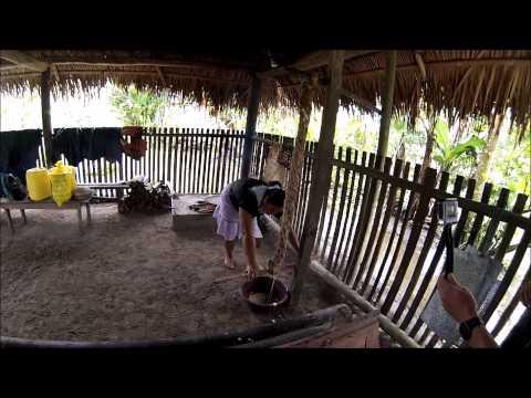 Gopro Voyage - Road trip Equateur - Claire et Marion