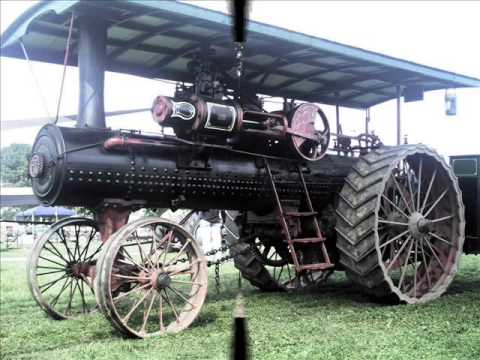 Stephenson County Steam Threshing Show Highlights Sept 19, 2009