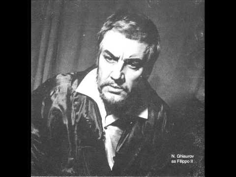 Live - Don Carlo - Il Grande Inquisitor ! -Talvela & Ghiaurov - Verdi
