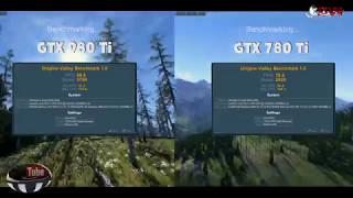 Скачать GTX 780 Ti VS GTX 980 Ti Valley
