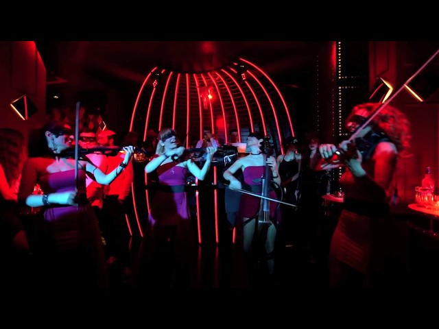Adoration - Fortissimo live performance in Luvin Club