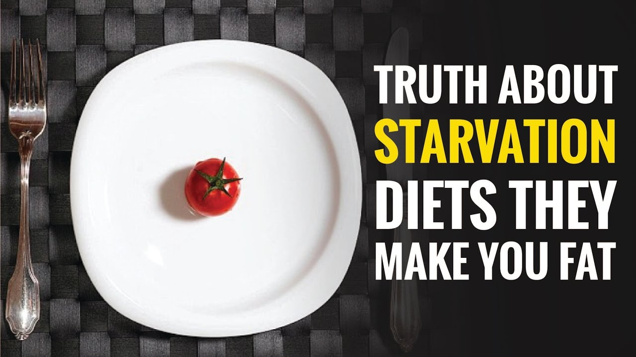 how to go on starvation diet