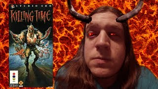 Killing Time 3DO Review