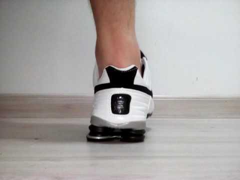 fe4f8bae9bc3 Nike shox junior branco. American Tennis