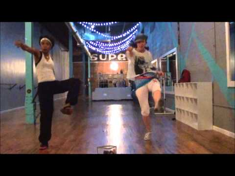 Push It Salt N Pepa (radio version) Dance Fitness Routine