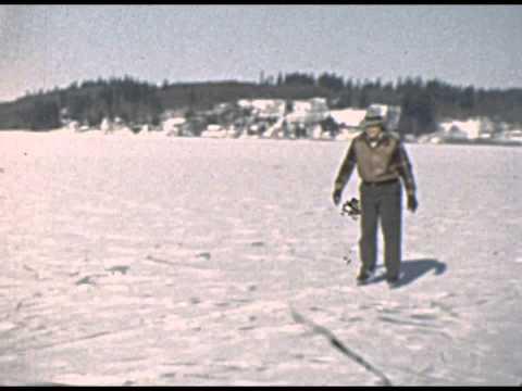 Frozen Lake Stevens
