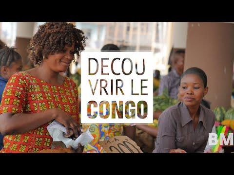 Découvrir le Congo - Marché Total ( Bacongo - Brazzaville)