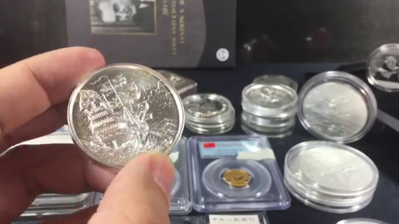 Silver Dollar Cost Averaging In A Down Market