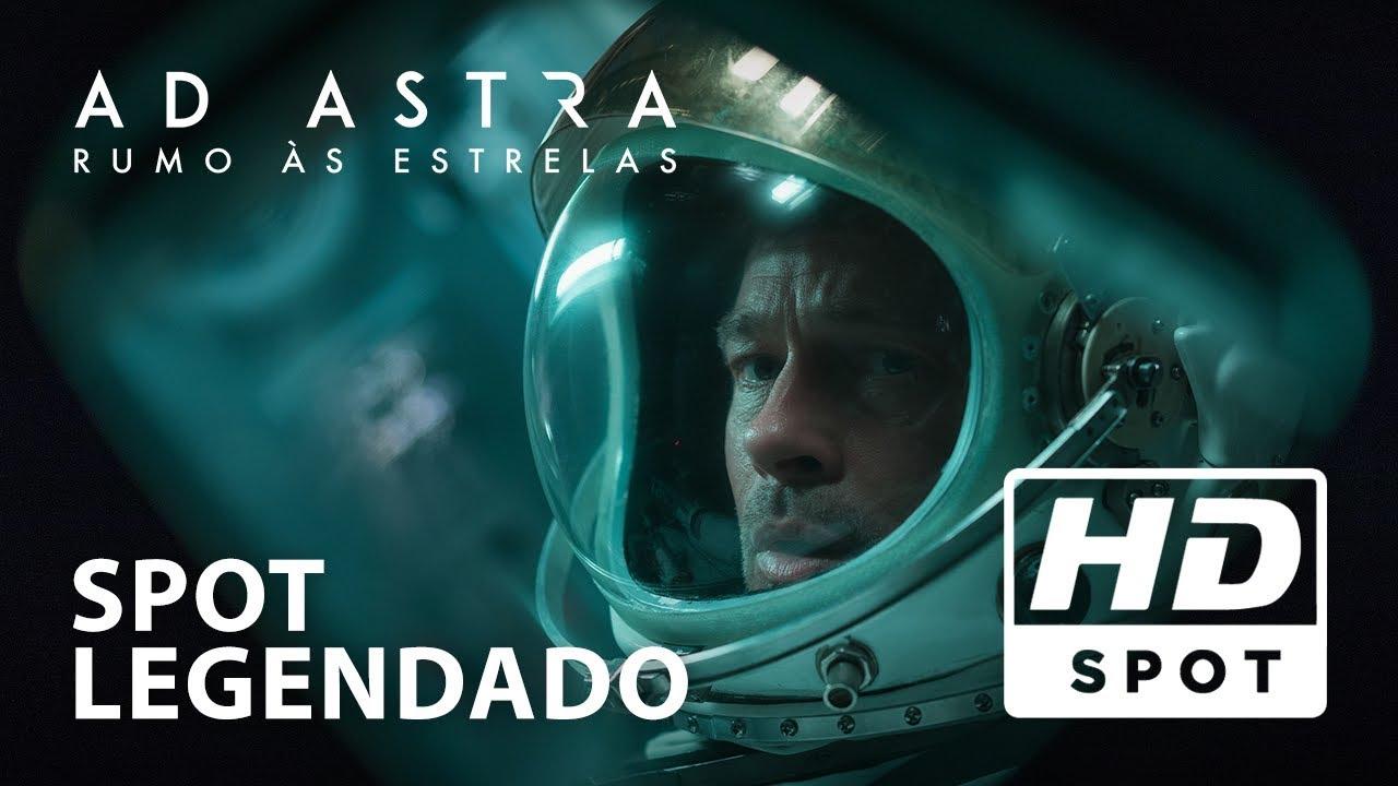 Ad Astra: Rumo Às Estrelas | Spot Oficial 3 | 26 de setembro nos cinemas