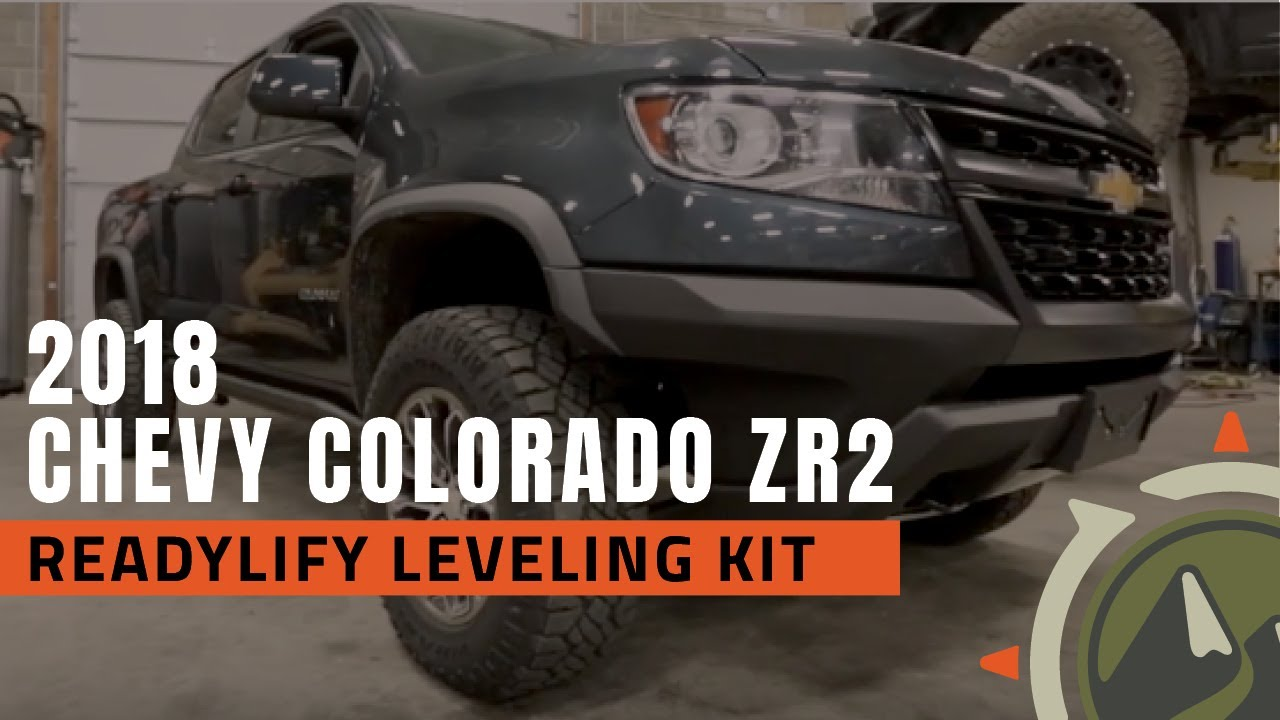 Build Overview: 2018 Chevy Colorado ZR2 - ReadyLIFT ...
