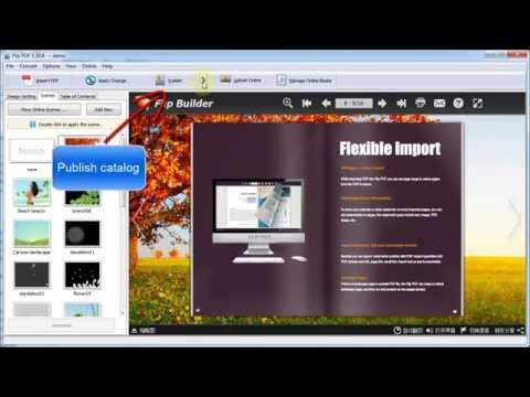 Digital Catalog Maker - Create Catalog with page flip effect for Online Viewing