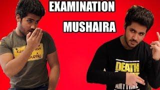 examination mushaira   ft amogh mukhi