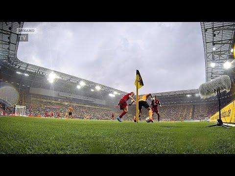 Benefizspiel   SGD - FCB   Schwarz-gelbe Flimmerkiste