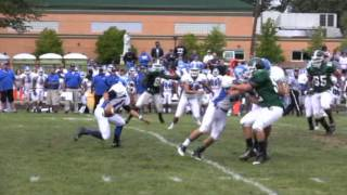 St Joseph Metuchen Football vs Carteret September 14, 2013