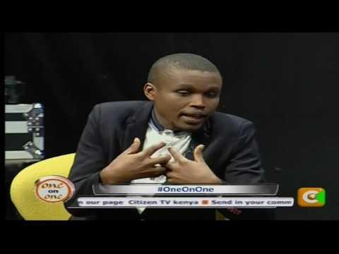 One on One : Vincent Mwasia aka Chipukizi