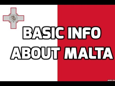 Malta | Basic Information | Everyone Must Know