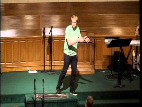 Brock Gill Christian Illusionist Evangelist