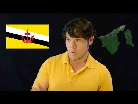 Geography Now! Brunei