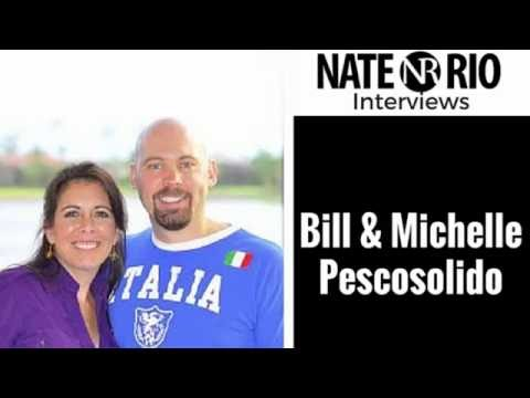 Nate Rio Interviews: Facebook Experts Bill & Michelle Pescosolido