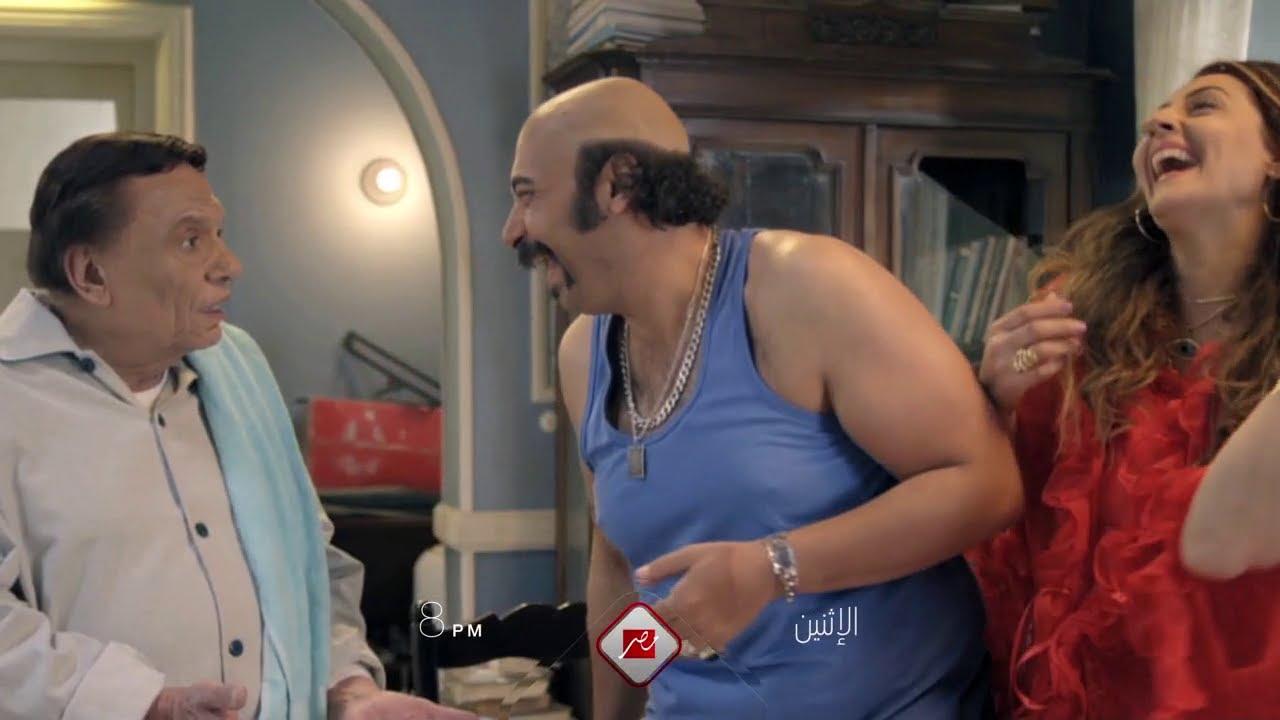 انتظروا الزعيم عادل إمام الأثنين 8 مساء في #عفاريت_عدلي_علام على MBC Masr