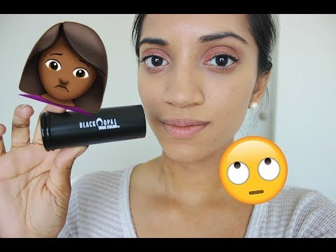HONEST BLACK OPAL STICK FOUNDATION REVIEW