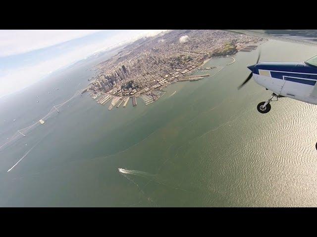 San Francisco Bay & Vinyard Tour with Cessna 152 II