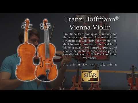 Franz Hoffmann® Vienna Violin