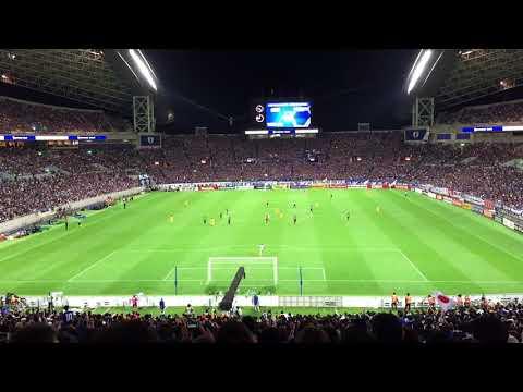 2018 FIFA World Cup Russia Asia Qualifires 8/31/2017 @Saitama Stadium 2002 Final Whistle