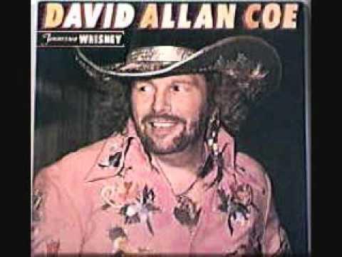 David Allan Coe juanita