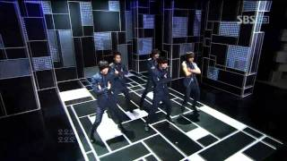 MBLAQ - Y (엠블랙 - Y) @ SBS Inkigayo 인기가요 100627