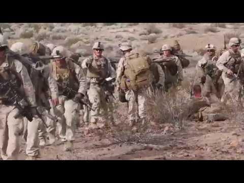 ITX 2-17: (B-Roll) FINEX 1st Battalion, 7th Marines