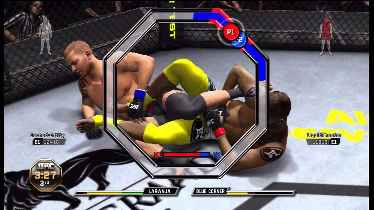 UFC Undisputed 3(PS3) Preview - Renato Laranja Submission ...