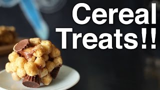 Cereal Treats!!