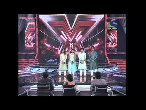 X Factor India - Nirmitee's volcanic medley of Jai Ho & Roobaroo- X Factor India - Episode 21 - 23rd Jul 2011