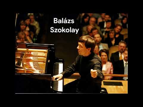 Balázs Szokolay - BEETHOVEN - Andante in F Major