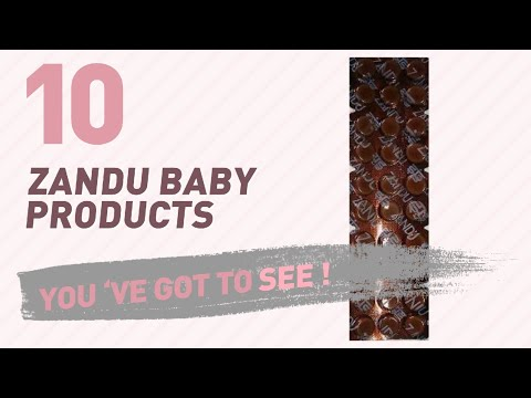 Zandu Baby Products Video Collection // New & Popular 2017