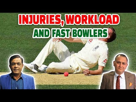 Injuries, Workload \u0026 Fast Bowlers | Technical Analysis | Caught Behind
