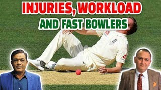 Injuries, Workload & Fast Bowlers | Technical Analysis | Caught Behind